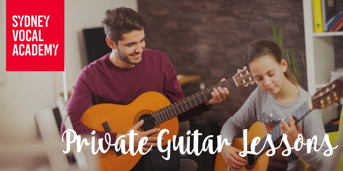 Private Guitar Lessons 1 - Private lessons
