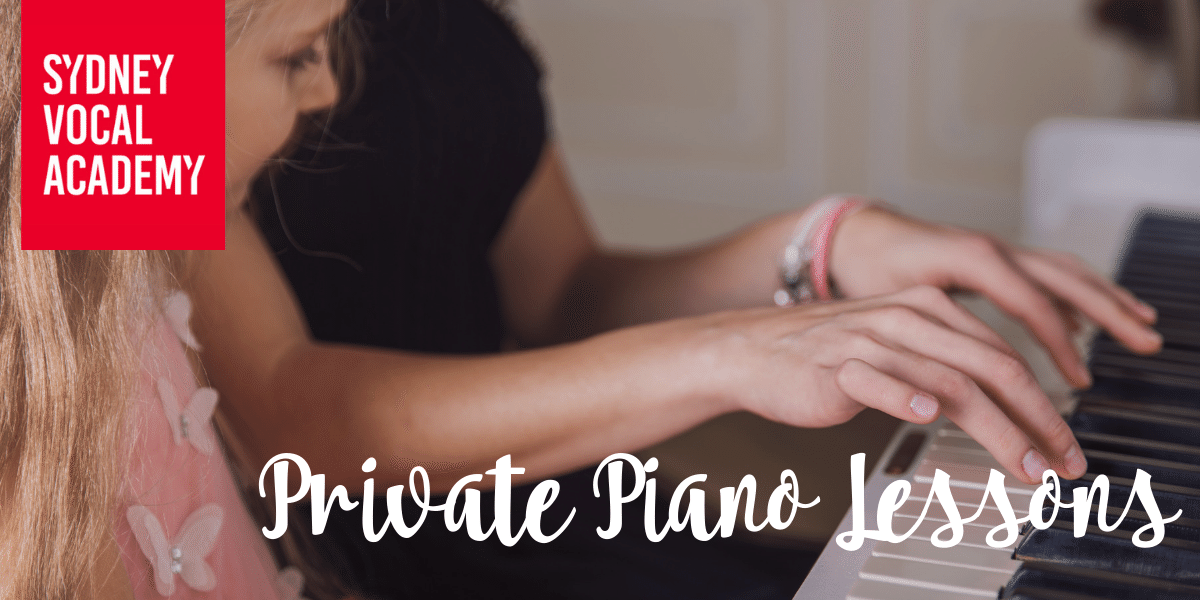 Private Piano Lessons 1 - Private lessons