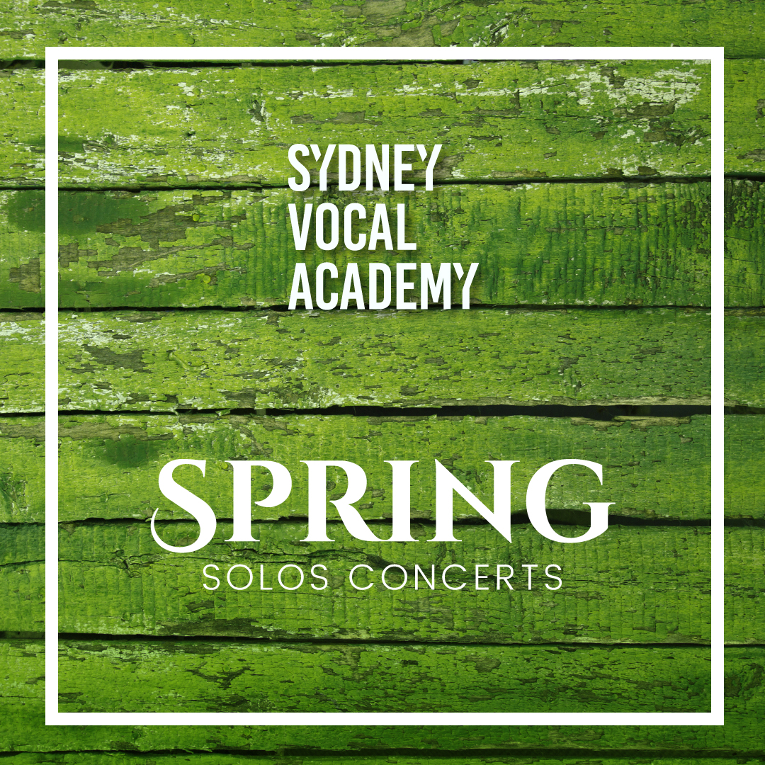 SVA Spring Solos Concerts 72 square